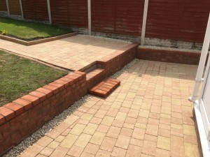 New Patio Kidderminster - after