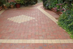 Kidderminster block paving drives